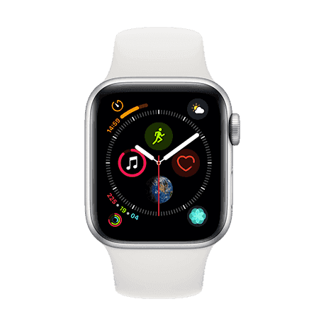 Apple Watch 4 - Aluminum case