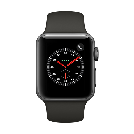 Apple Watch Series 3 - Aluminum case