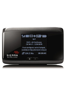 Point d'accès Internet Turbo 763 4G LTE de Sierra Wireless<sup style='font-size:0.5em'>MC</sup>