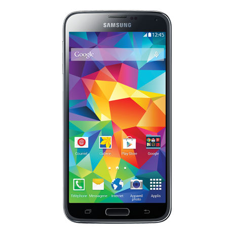 Samsung Galaxy S5<sup style='font-size:0.5em'>MC</sup>