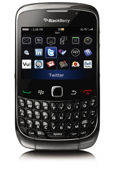 BlackBerry® Curve™ 3G 9300